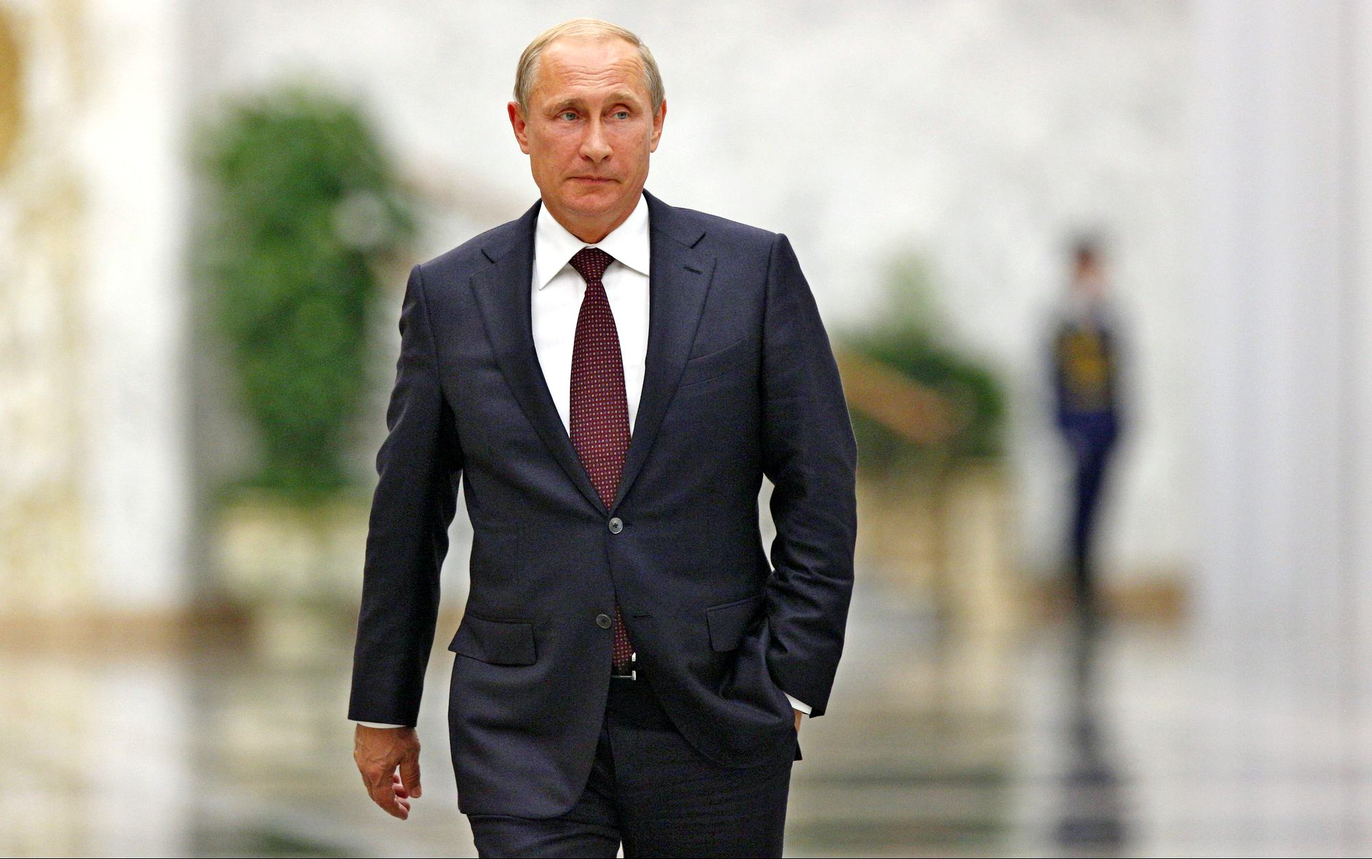 Με νέα πρόταση για τα ενεργειακά έρχεται ο Πούτιν