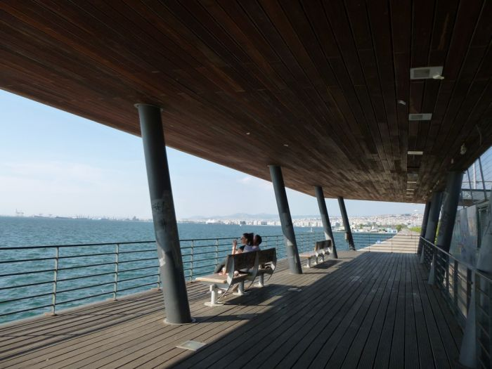Denkmalschutz für 200 historische Gebäude in Thessaloniki