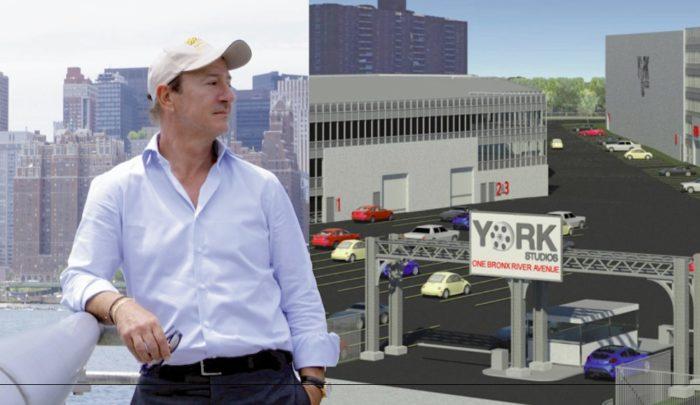 Ο Ελληνοαμερικανός που δημιουργεί το μεγαλύτερο κινηματογραφικό στούντιο στη Νέα Υόρκη