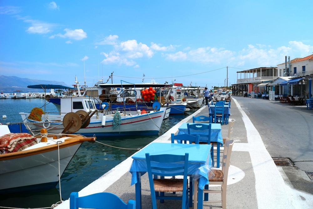 Ein kleines Stück des griechischen Paradieses: die Insel Elafonisos