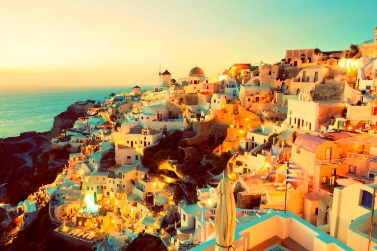 Santorini Emerges as One of the World's Top Tourism Destinations