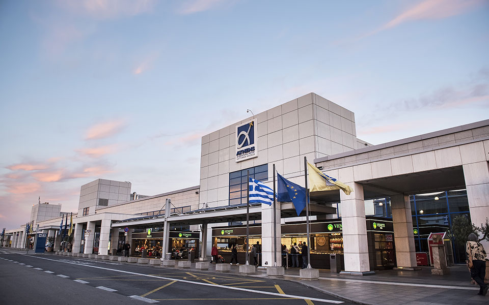 Der Flughafen in Athen gilt als einer der sichersten in Europa