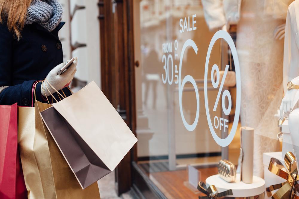 C 8 января в Греции начинается зимний сезон распродаж