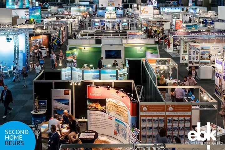 Компания «Grekodom Development» примет участие в выставке Second Home Expo в Нидерландах в Утрехте