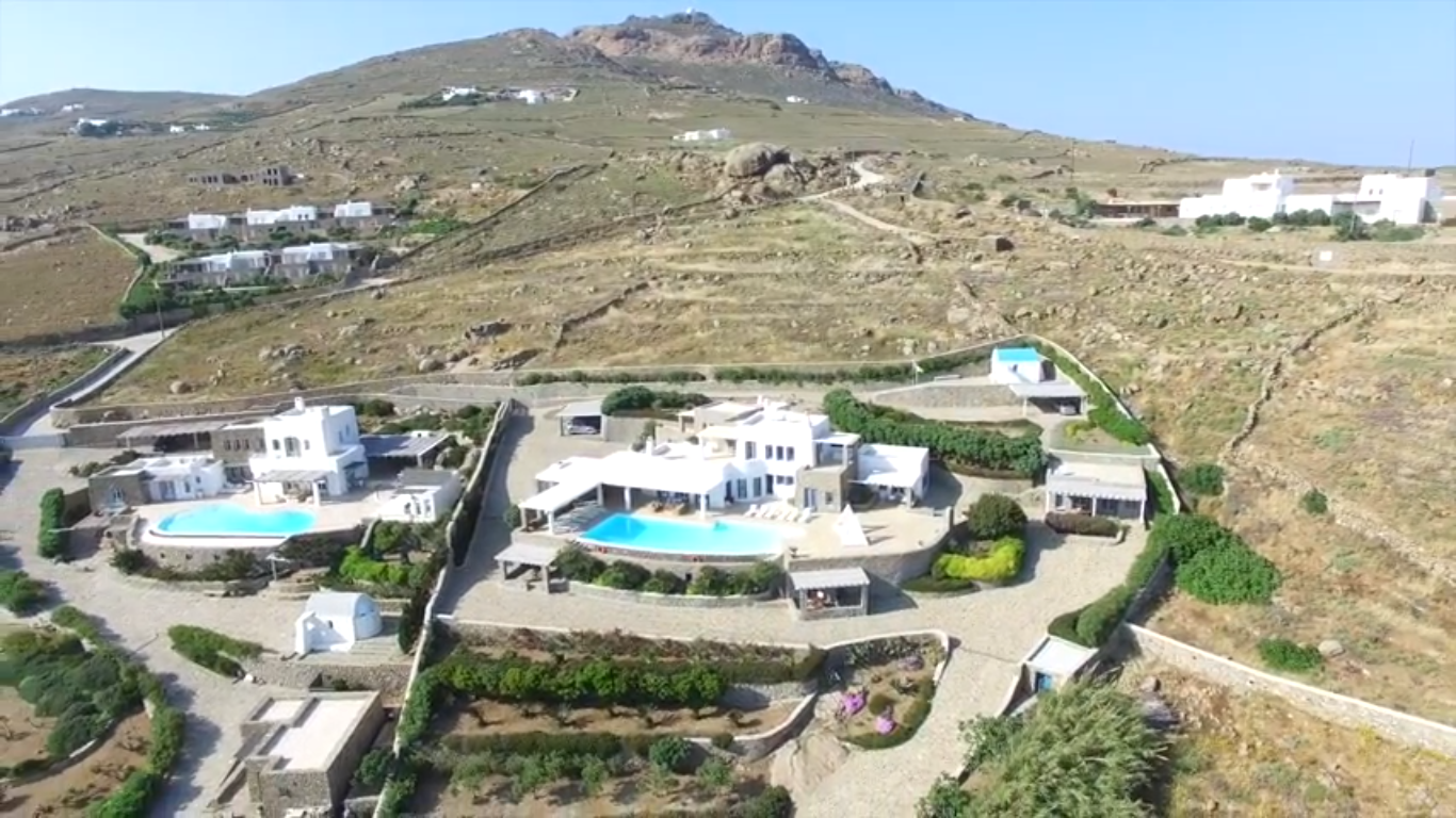 A Luxury Greek Island Villa for Just $49
