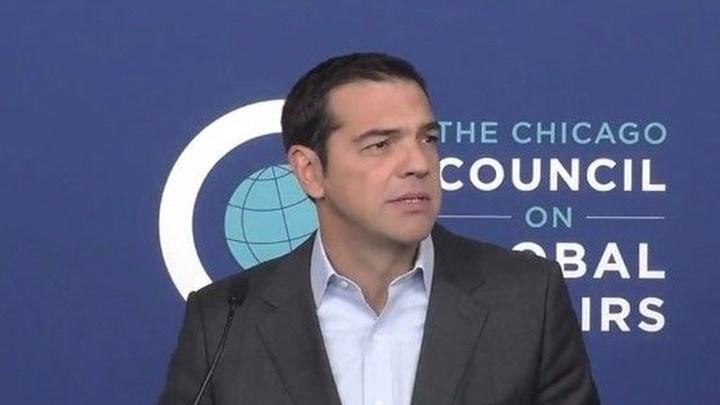 Τσίπρας: Η Ελλάδα επιστρέφει έπειτα από επτά χρόνια κρίσης
