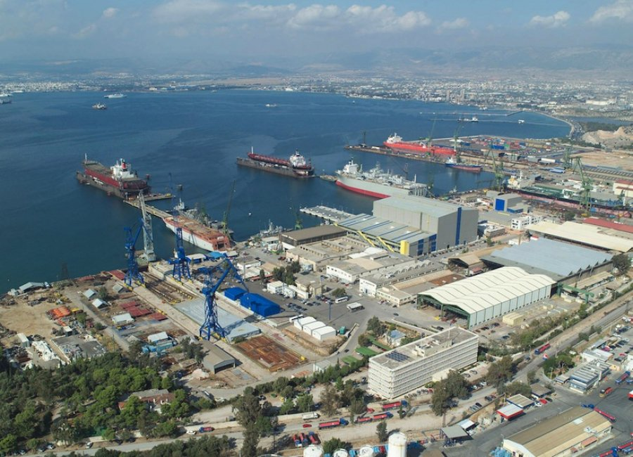 Greek Shipyard Faces Liquidation