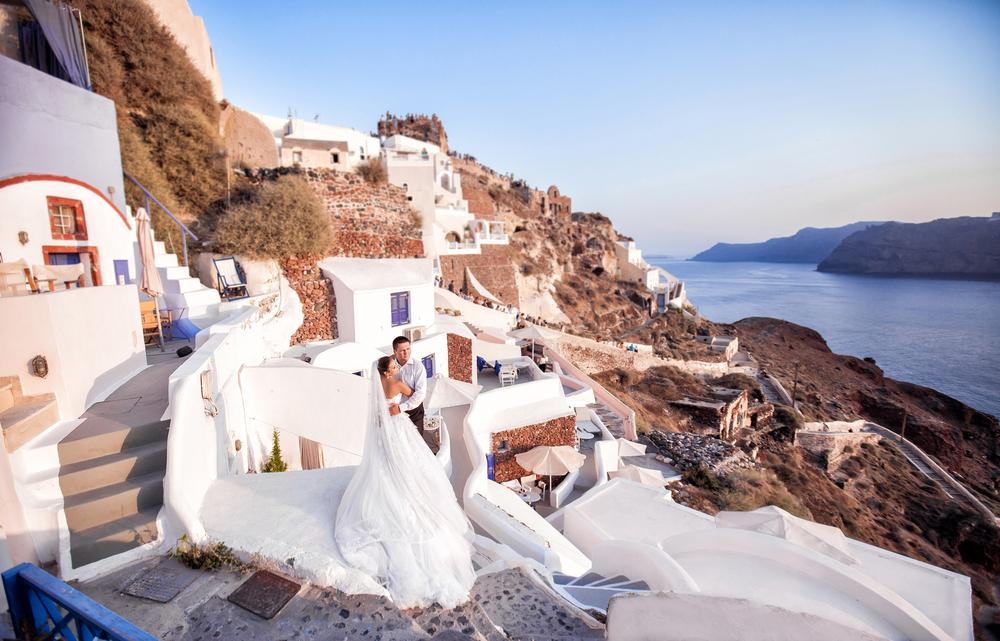 6 причин організувати весілля в Греції