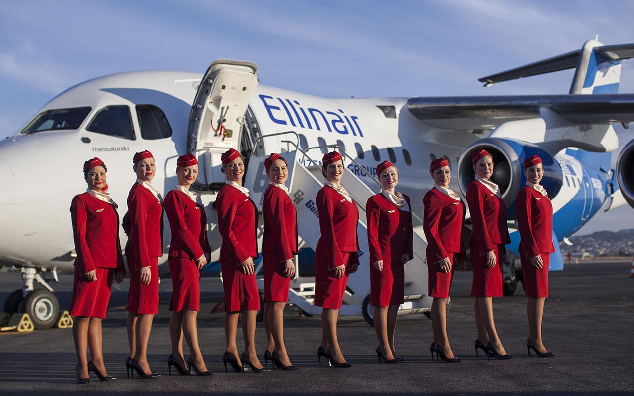 Из Уфы в Грецию запустят прямые рейсы компании Ellinair