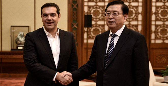 Cosco: Πρόσθετες επενδύσεις 500 εκατ. στο λιμάνι του Πειραιά