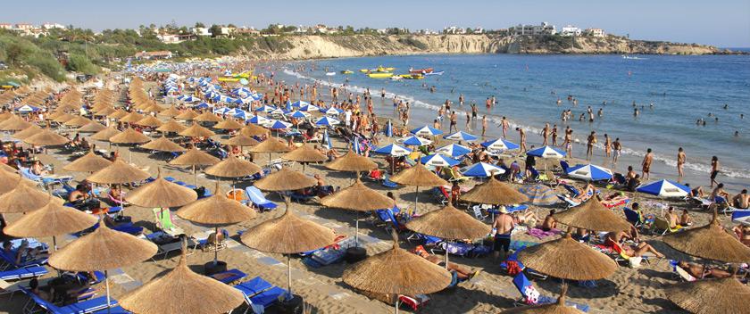 Μεγάλη άνοδος στις αφίξεις για τον Κυπριακό Τουρισμό