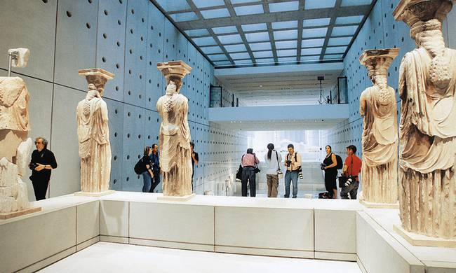 Acropolis Museum to Present Three Scythian Objects From the Hermitage