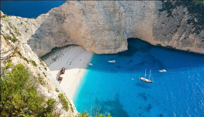 Top 50 List of Beaches in the World Includes Two in Greece