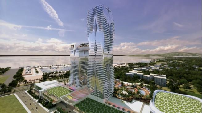 Der Finalist des Wettbewerbs für den Bau eines Casinos in Elliniko wurde ausgewählt