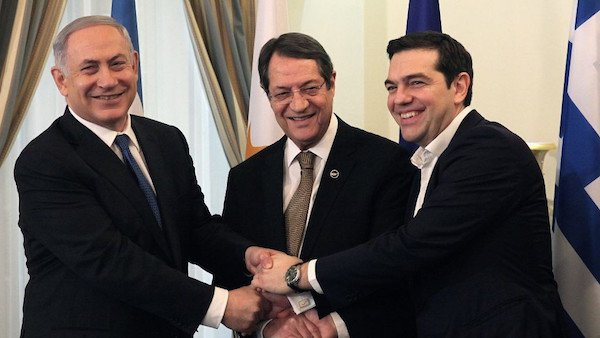 Greece, Israel, Cyprus Tripartite Meeting on June 15 in Thessaloniki