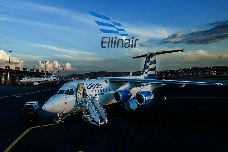 Новые рейсы Ellinair