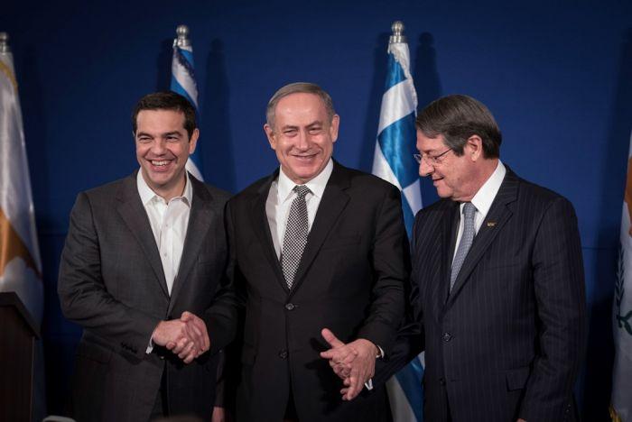 Griechenland, Zypern und Israel: Erdgas und Zypernfrage im Mittelpunkt