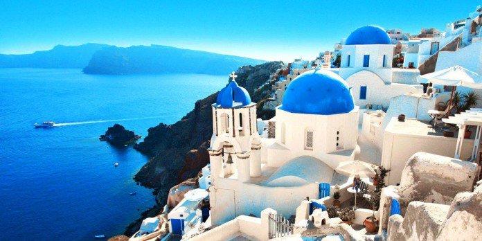 Travel & Leisure: Four Greek Islands Among Europe's Six Best