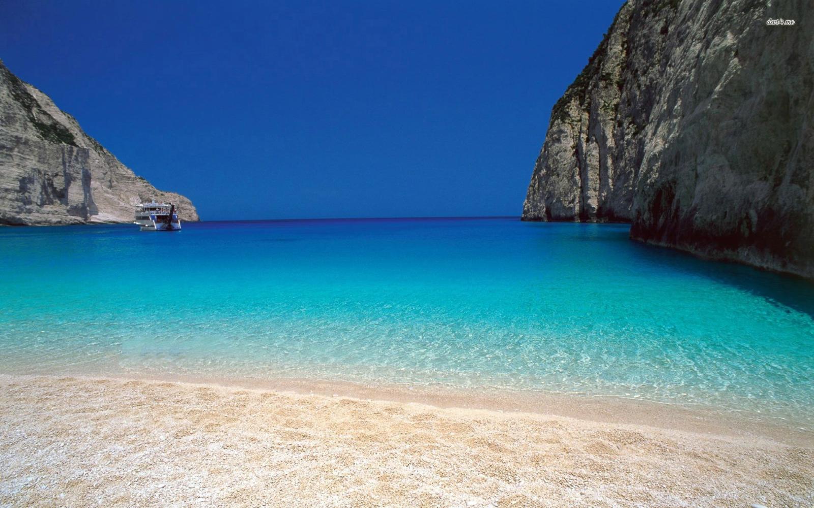 Les plages grecques parmi les leaders en drapeaux bleus!