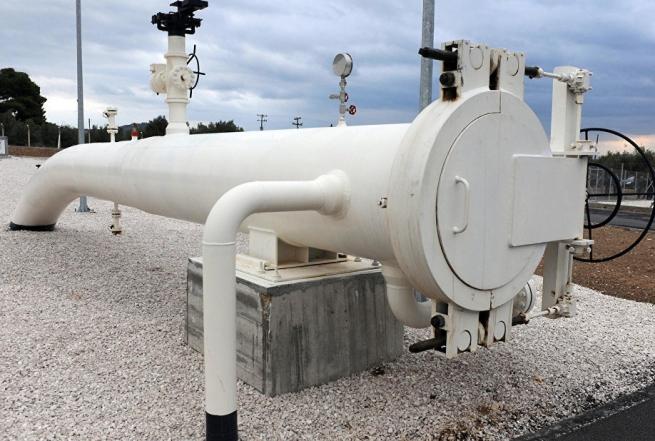 Новый газопровод через Грецию повысит уровень ее энергетической безопасности