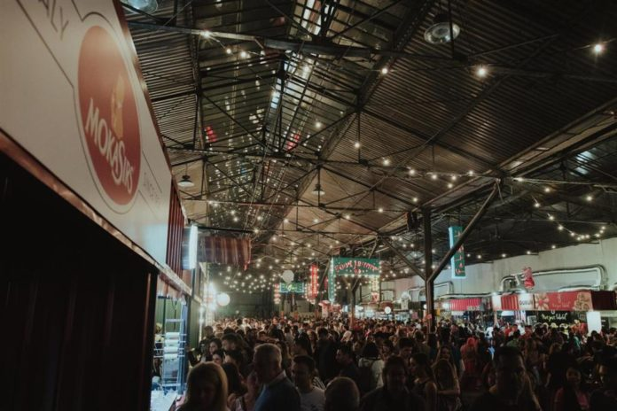 It's Chowtime at the Athens Street Food Festival
