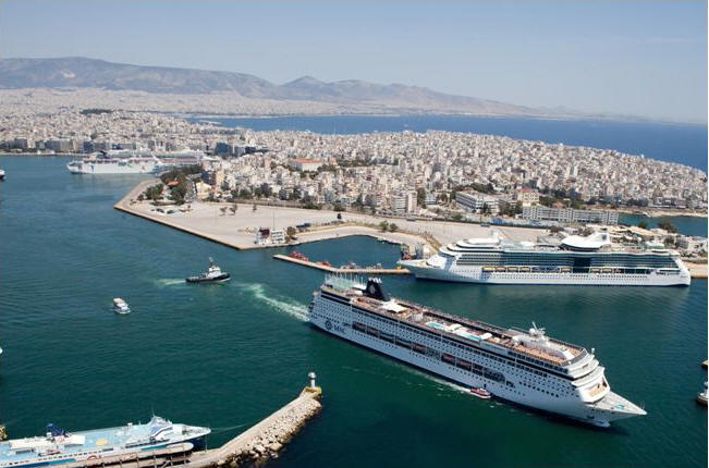 Piraeus Port's Ancient Ietonian Gate to be Upgraded