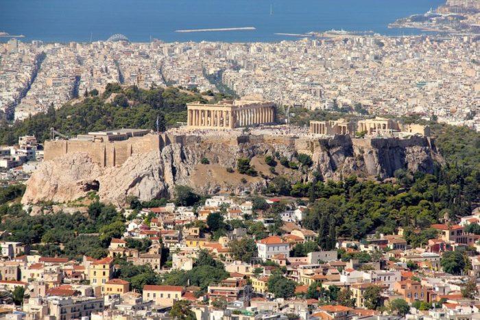 Study: Airbnb Transforms Greek Real Estate Market