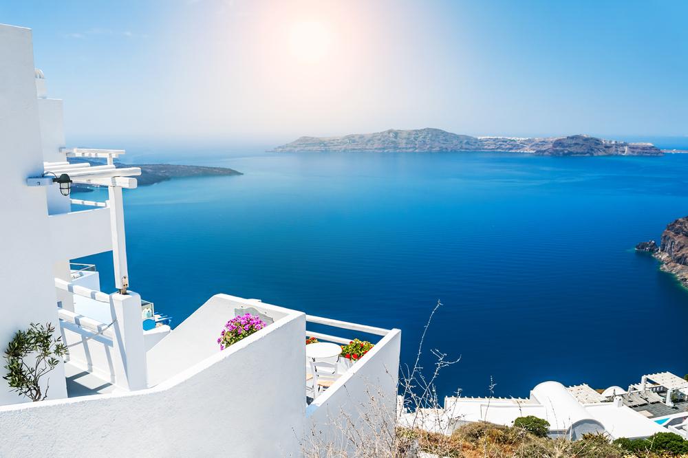 Лето в Греции началось в апреле