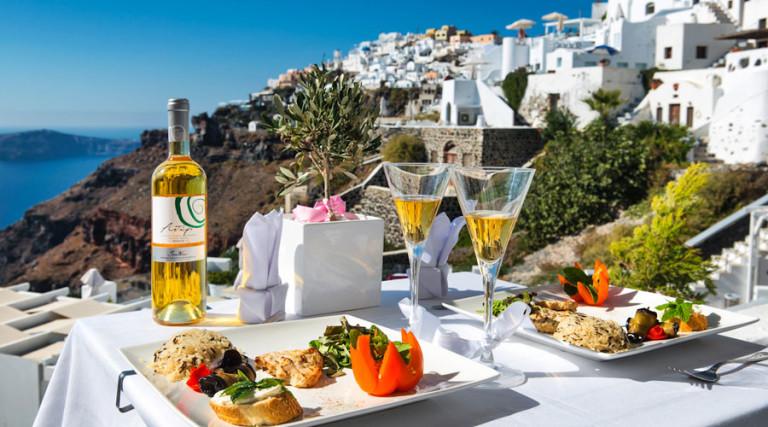 Greek National Tourism Organization Initiative Lands Filming of MasterChef Italia in Santorini