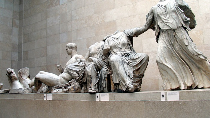 Athenians' Association Turns to the European Court of Human Rights for the Parthenon Marbles