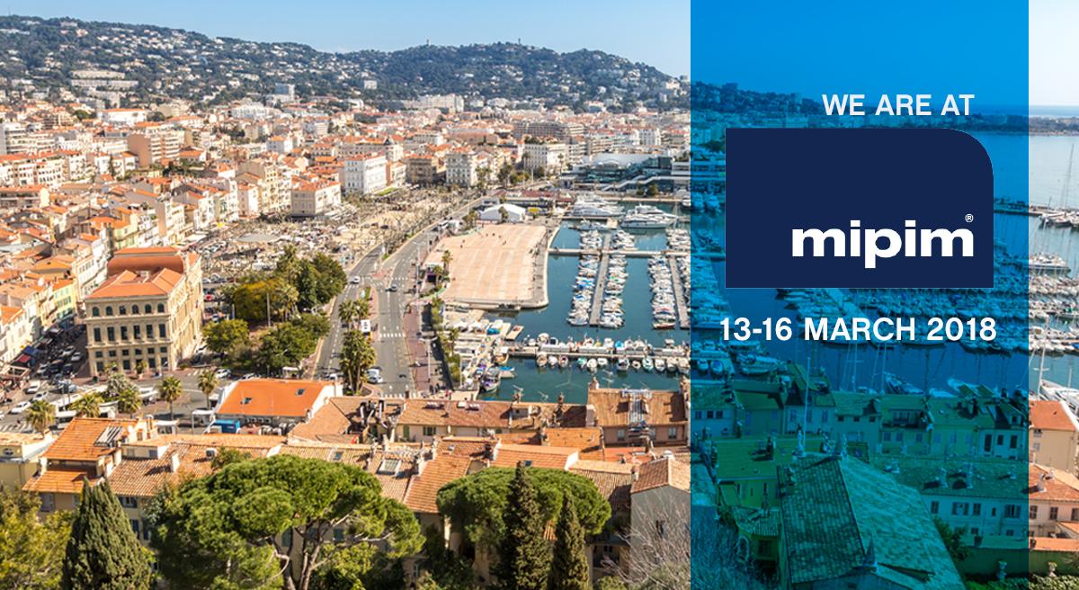 "Grekodom Development at the ""MIPIM"" exhibition, Cannes, France"