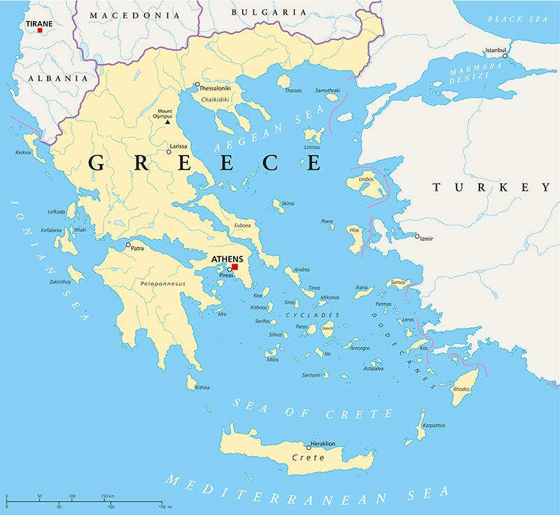 Министр иностранных дел Греции в июне посетит Москву