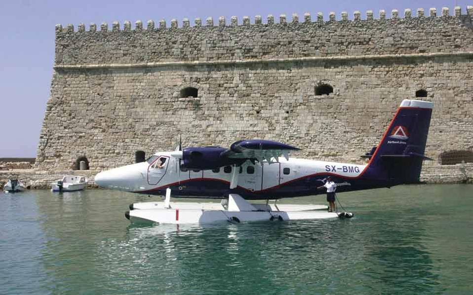 After Years of Waiting, Greek Government Going Forward with Final Draft Law for Seaplane Bases