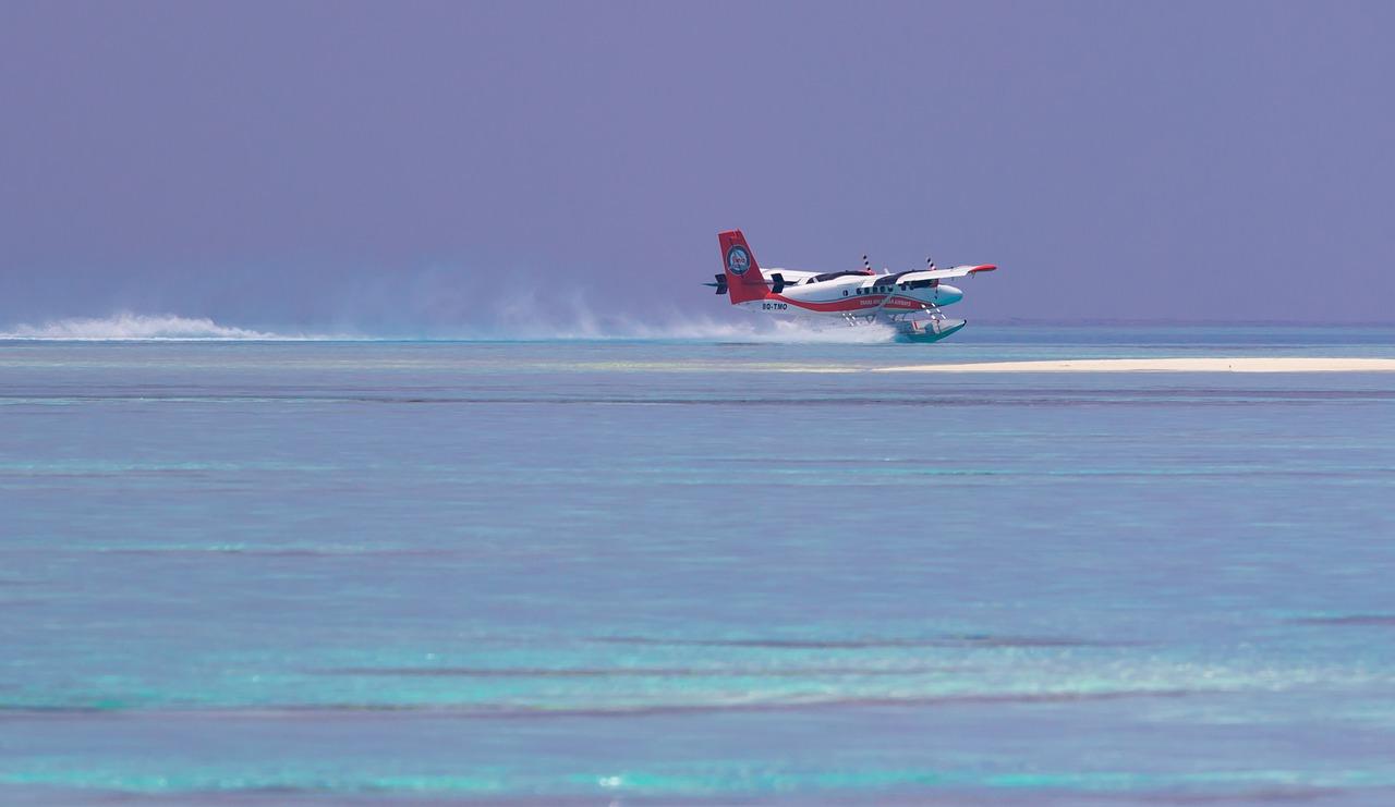 Das erste panhellenische Wasserflugzeug auf Chalkidiki
