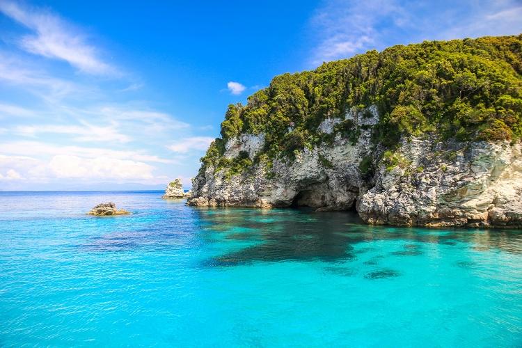 Corfou, île grecque à l'accent vénitien