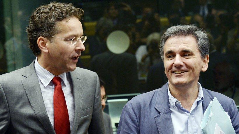 Eurogruppe gibt erste Kreditrate für Athen frei