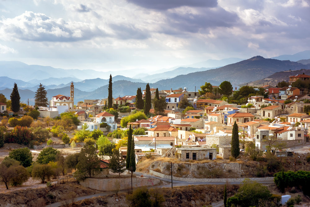 Property sales in Cyprus are increasing exponentially
