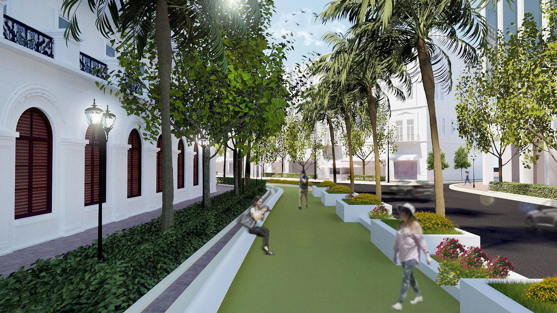 Athen wird bald sein Aussehen ändern ein grandioser Plan für den Wiederaufbau der griechischen Hauptstadt