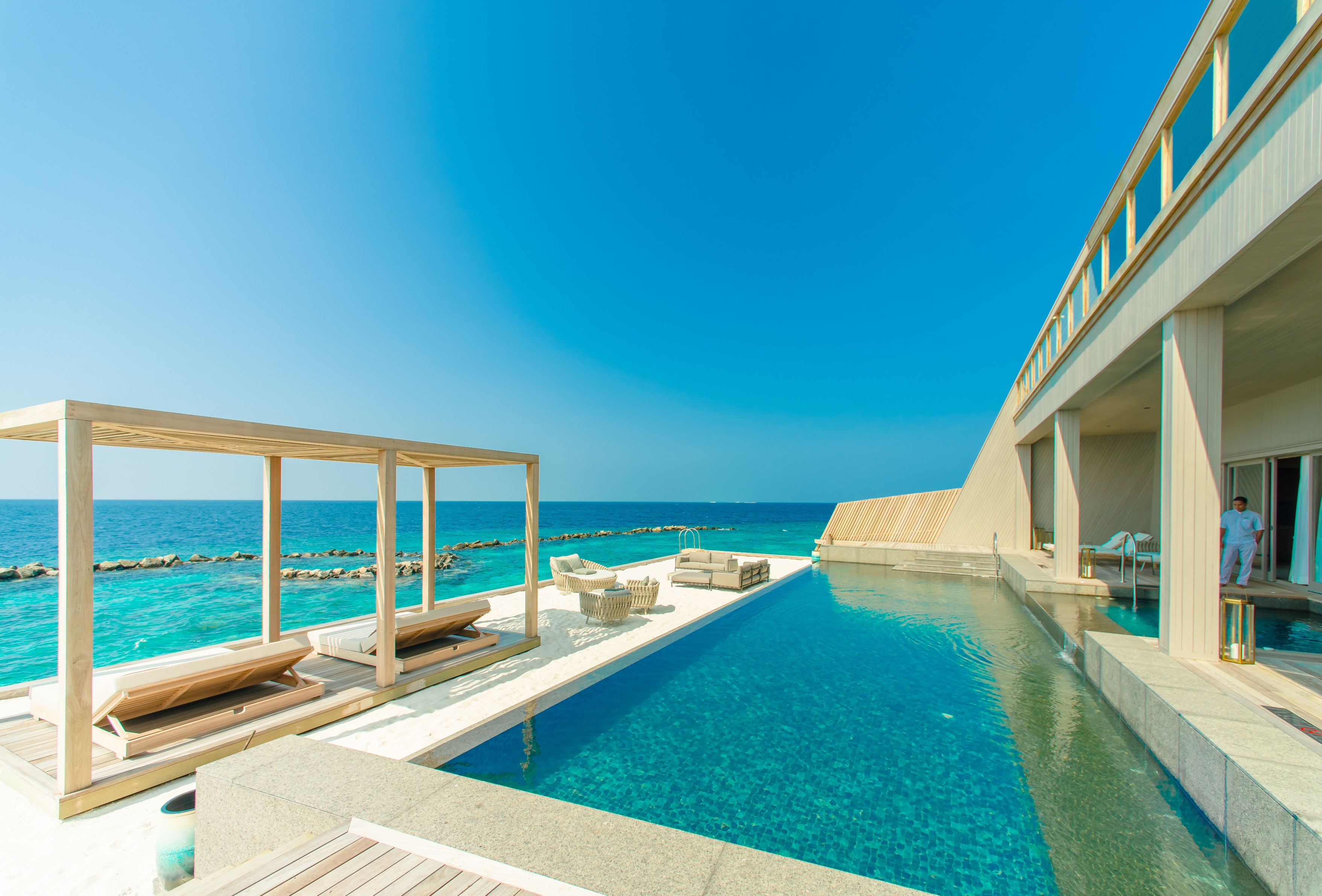 The luxury hotel has been opened in Limassol