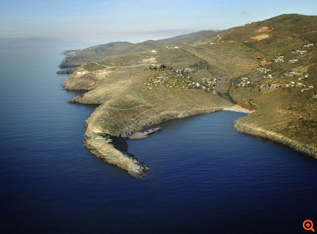 Luxury Hotel and Homes Investment on Kea Island to Reach €150 Mln