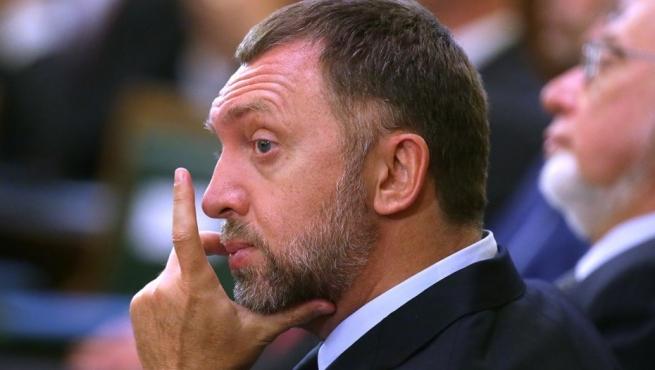 Паспорт Кипра получил российский олигарх Олег Дерипаска