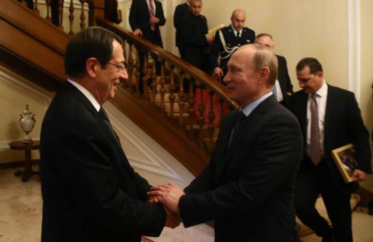 Επτά συμφωνίες Κύπρου – Ρωσίας υπογράφονται στη Μόσχα