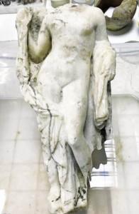 Εντυπωσιακό Αρχαιολογικό Εύρημα στο μετρό της Θεσσαλονίκης