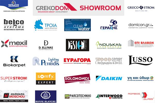 Открытие Grekodom Showroom на п-ове Халкидики!