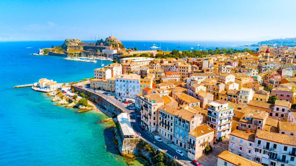 Corfu: 10 most interesting facts about the island
