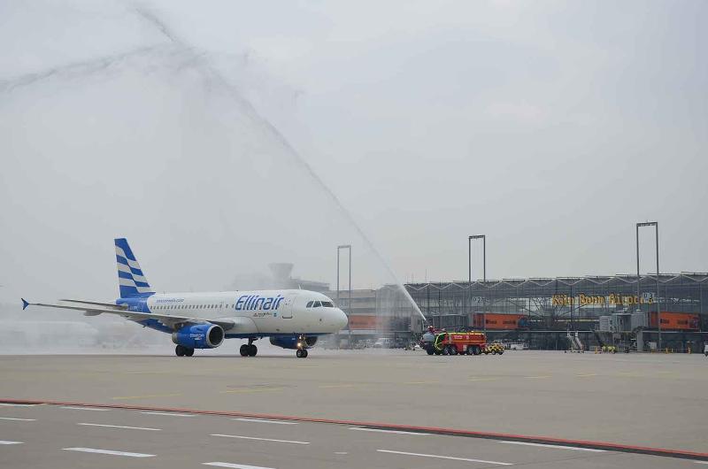 Авиакомпания Ellinair расширяет горизонты