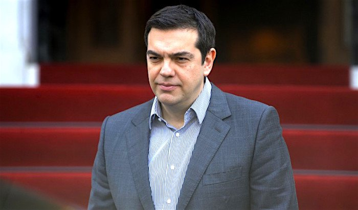 Tsipras to Brief Opposition Leaders on Cyprus Talks on January 9