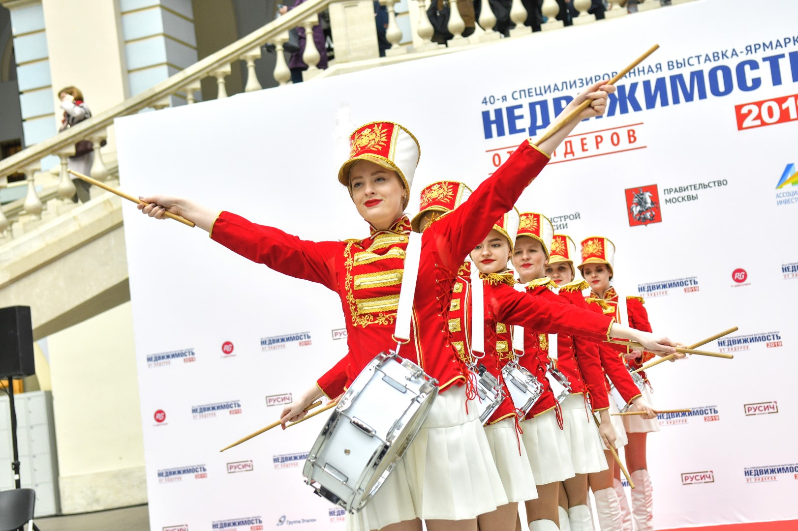 Grekodom примет участие в выставке-ярмарке «Недвижимость от лидеров», г.Москва