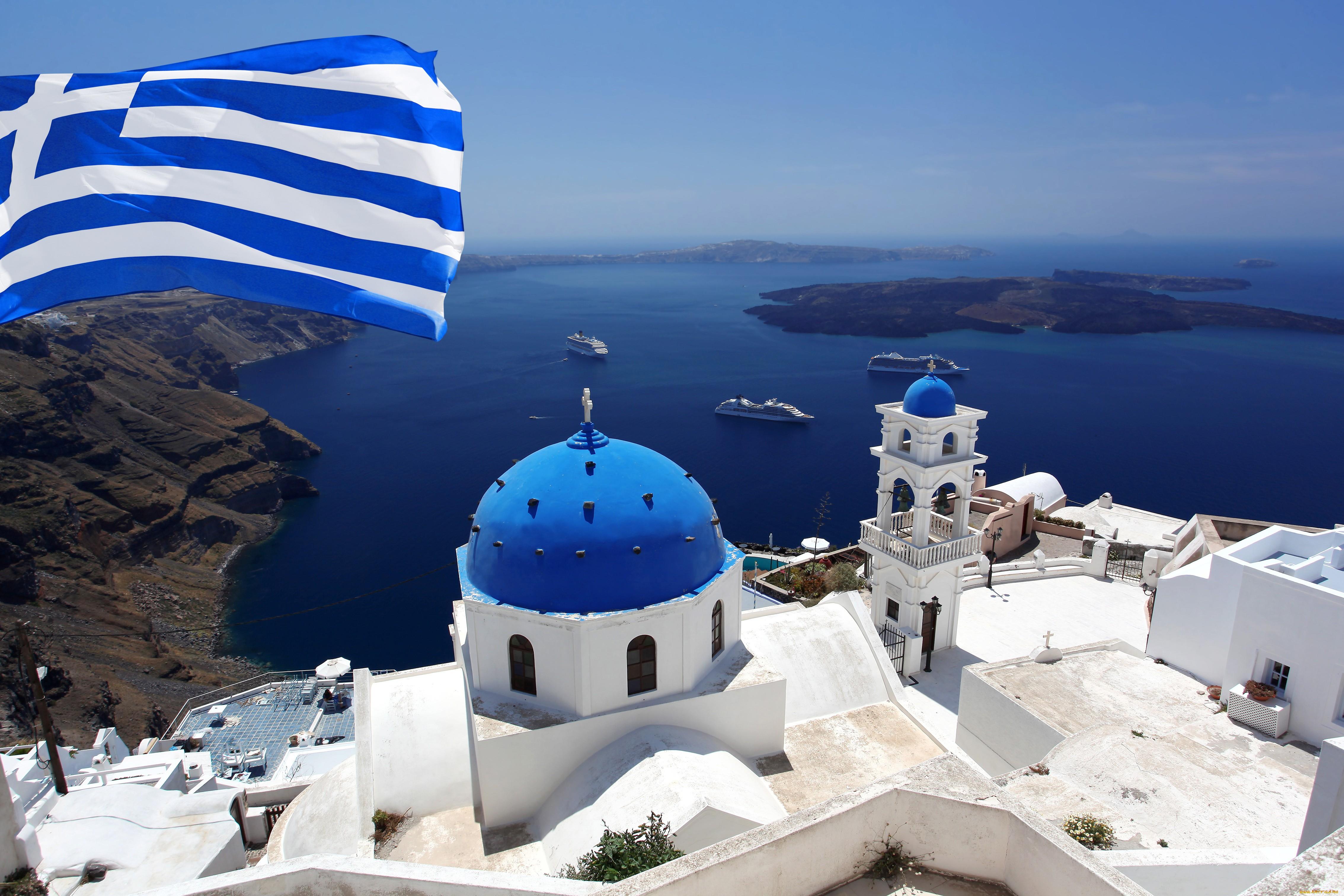 Греция будет выдавать долгосрочные визы побывавшим в шенгене россиянам