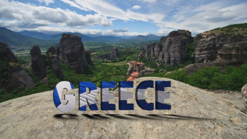 Увеличение туристического потока в Грецию